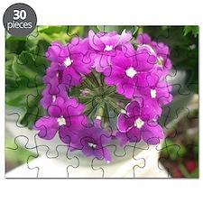 little purple bouquet Puzzle