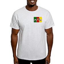 Cameroon Football Flag T-Shirt