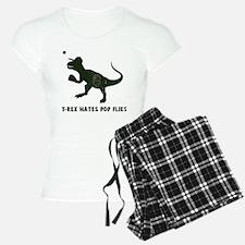 T-rex hates pop flies Pajamas