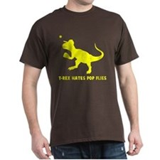 T-rex hates pop flies T-Shirt