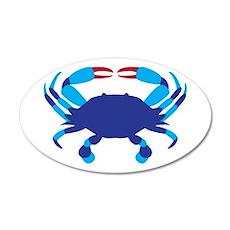 Crab Wall Decal