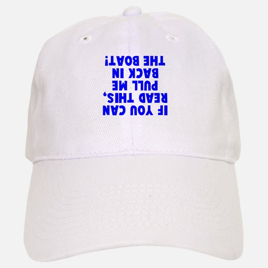 If you can read this boat Hat