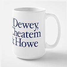 DEWEY, CHEATEM & HOWE - Mugs