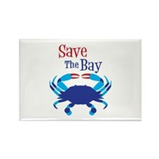 Save The Bay Magnets