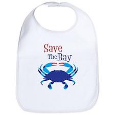 Save The Bay Bib