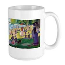 A Sunday Afternoon on La Grande Jatte b Mug