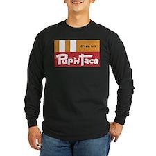PupNTacoPlain Long Sleeve T-Shirt