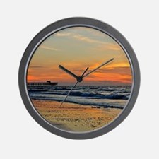 Splendor at Sunrise Wall Clock