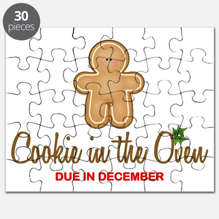 Cookie Due December Puzzle