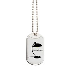 Lighting Designer 1 Dog Tags