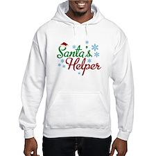 Santas Helper-01 Hoodie