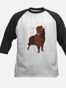 Bull Baseball Jersey