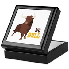 NO BULL Keepsake Box