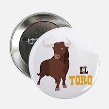 """EL TORO 2.25"""" Button"""