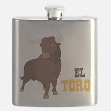 EL TORO Flask