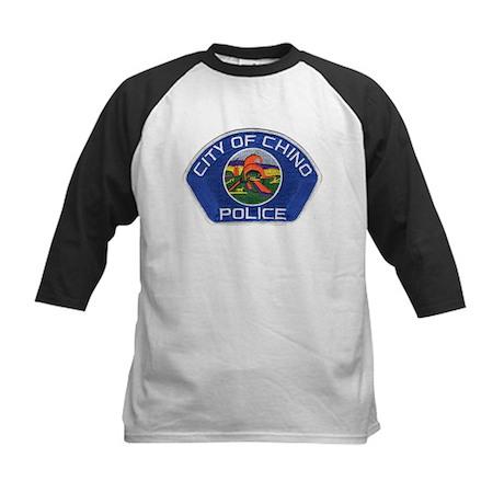 Chino Police Kids Baseball Jersey