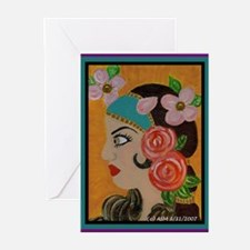 Florica Greeting Cards (Pk of 10)