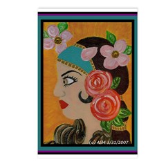 Florica Postcards (Package of 8)