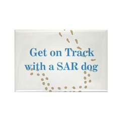 On Track with SAR Rectangle Magnet