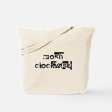 Mosh Clockwise Tote Bag