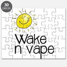 Wake -n- Vape Puzzle