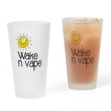 Wake -n- Vape Drinking Glass