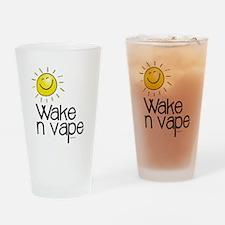 Wake -n- Vape Drinking Glass