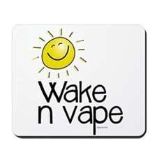 Wake -n- Vape Mousepad
