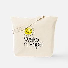 Wake -n- Vape Tote Bag