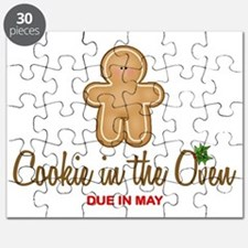 Cookie in the Oven (TM) Due May Puzzle