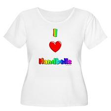 I Love Handbells T-Shirt