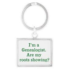 Im a Genealogist Keychains