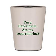 Im a Genealogist Shot Glass