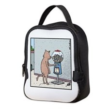 Mice Gumball machine Neoprene Lunch Bag