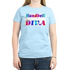 Handbell Diva T-Shirt