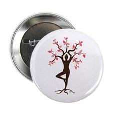 """Yoga 2.25"""" Button (10 pack)"""