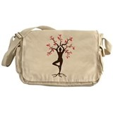 Yoga Messenger Bag