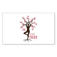 BE THE TREE Decal