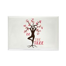 BE THE TREE Magnets