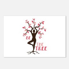 BE THE TREE Postcards (Package of 8)