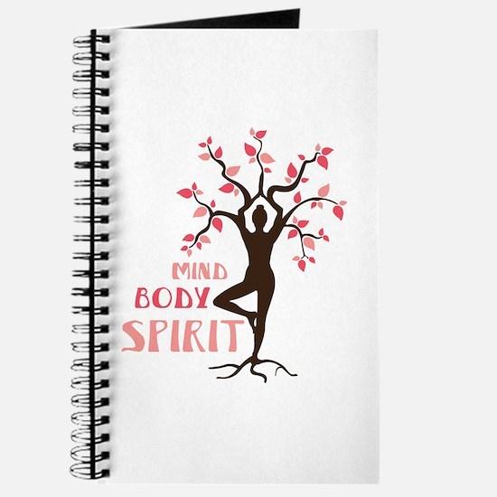 MIND BODY SPIRIT Journal