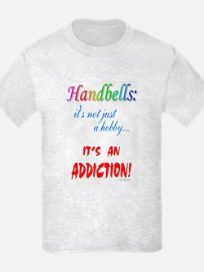 Handbell Addiction T-Shirt