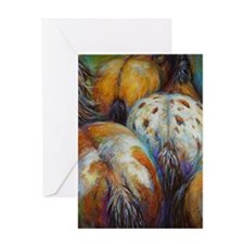 Bodacious painting Greeting Cards