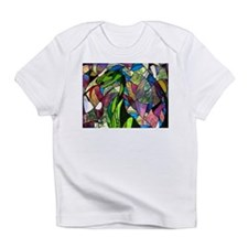 Mystic Dragon in Stained Glass Infant T-Shirt