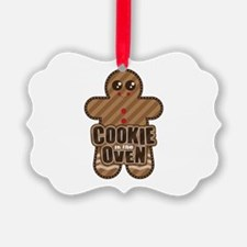 Cookie in the Oven™ Ornament