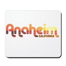 Anaheim, California Mousepad