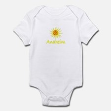 Anaheim, California Infant Bodysuit