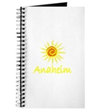 Anaheim, California Journal