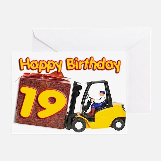 19Th Birthday 19th Birthday Greeting Cards – Happy 19th Birthday Cards