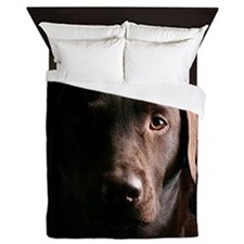Labrador Retriever Queen Duvet